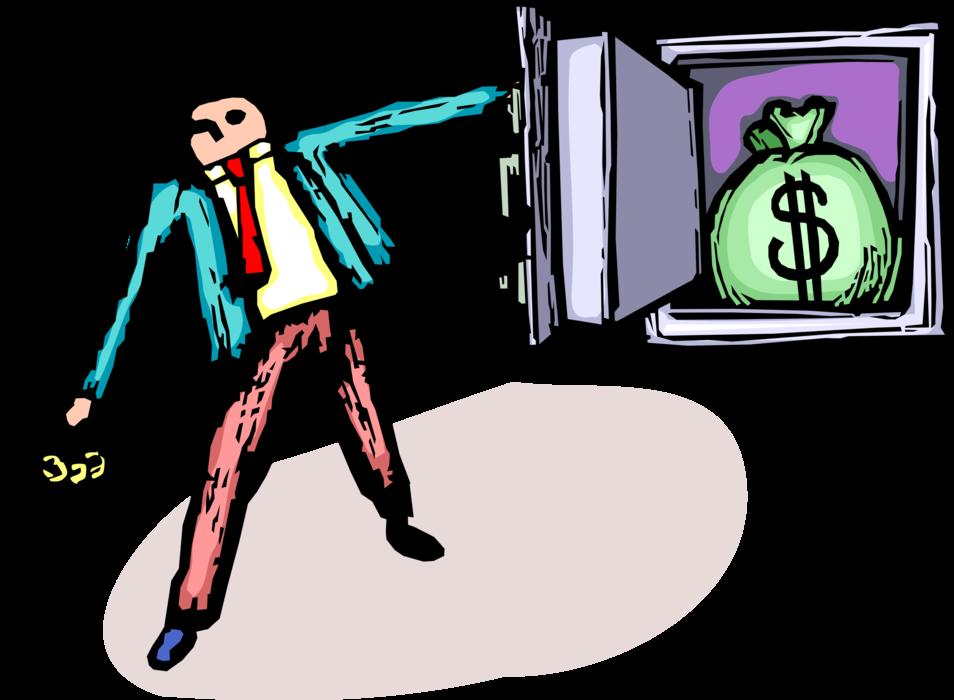 What is a bank locker ?
