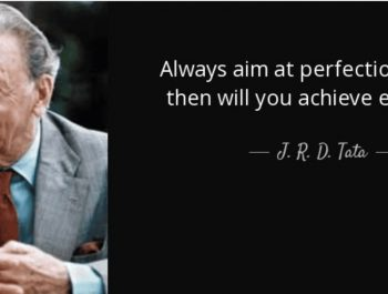 J.R.D Tata – Father of Indian Civil Aviation