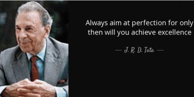 J.R.D Tata – Father of Indian Civil Aviation