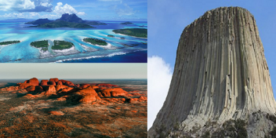 Unusual and Evolving landscapes – Part # 1